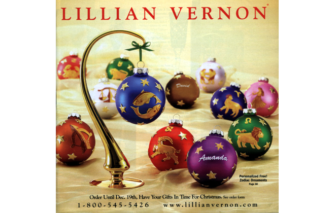 the history of mail order business of lillian vernon New york—lillian vernon, mail order and catalog retail pioneer and master merchandiser, died monday here she was 88 years old founded in 1951, lillian vernon developed a vast catalog business that specialized in personalized gifts and innovative and fun gadgets vernon's business at one time .